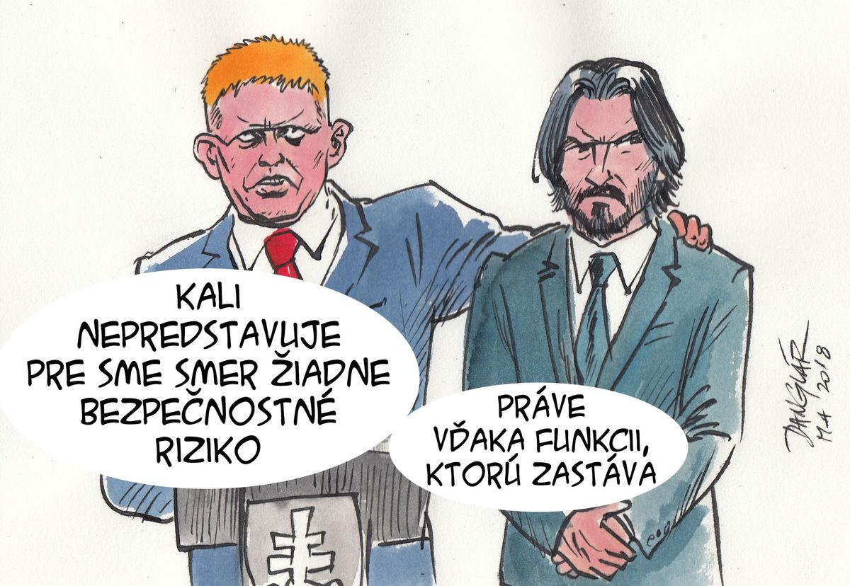 Karikatúra 10.03.2018