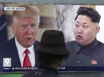Donald Trump, Kim Čong Un, KĽDR