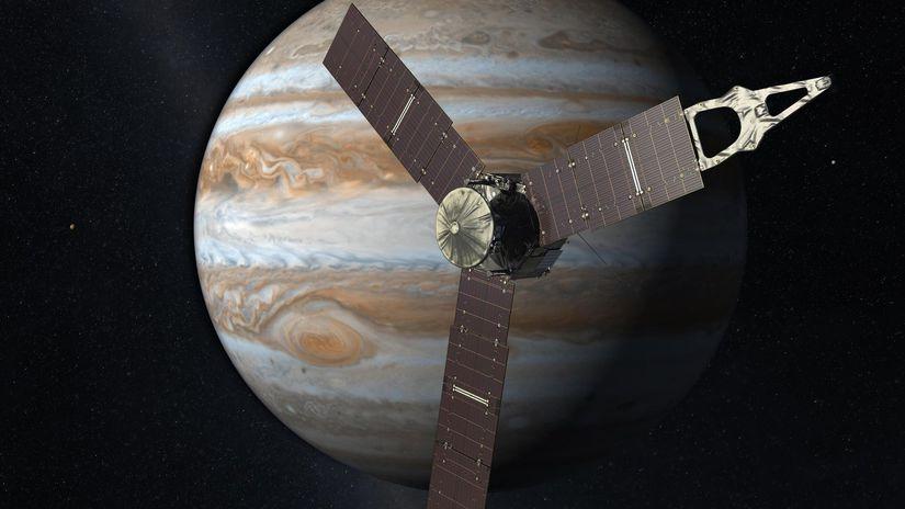 Jupiter, sonda Juno
