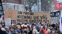 Námestie SNP, Postavme sa za slušné Slovensko