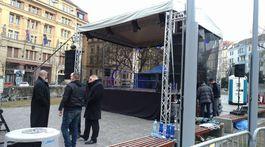 'Postavme sa za slušné Slovensko' pochod BA