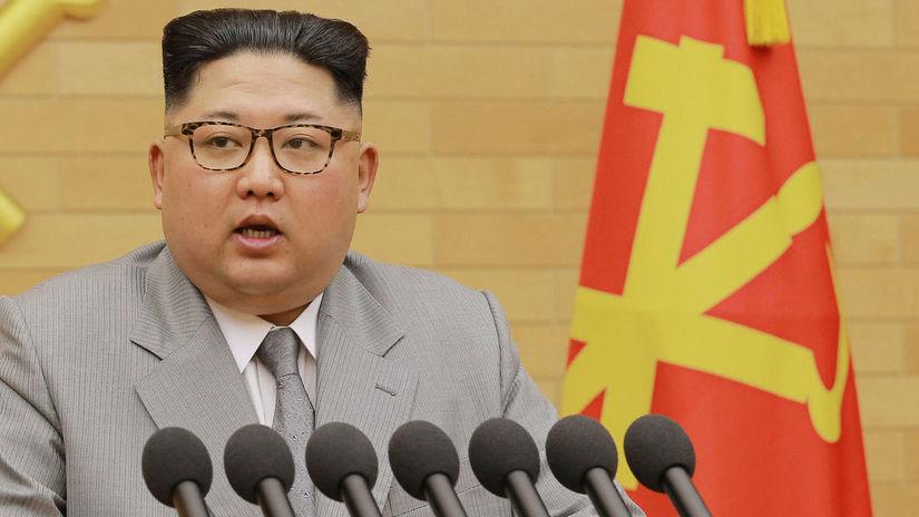 Severná Kórea, USA, Kim Čong-Un,