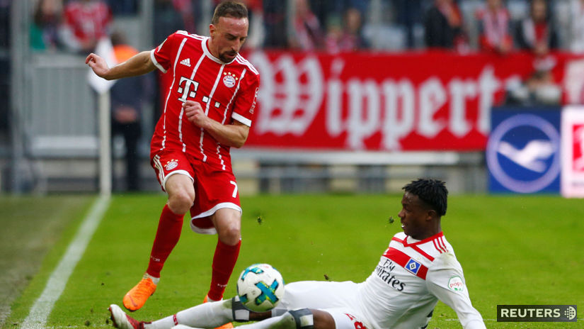 Bayern Ribéry