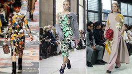 Paríž - dámska móda