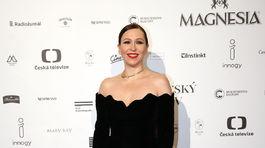 Česká herečka Zuzana Stivínová.