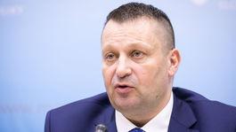 Inšpekcia rieši previerku bývalého policajného viceprezidenta