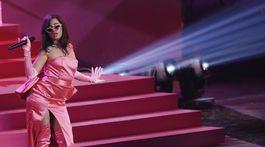 Speváčka Camila Cabello.
