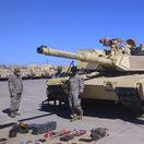 tank, NATO, cvičenie, vojaci