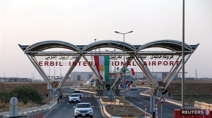 Arbíl, letisko, kurdi, kurdistan