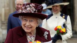 Kráľovná Alžbeta