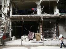 Po útoku Západu našli Sýrčania dve nevybuchnuté strely, dali ich Rusom