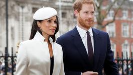 Prince Harry a Meghan Markle