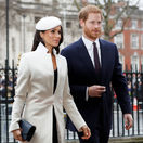 Prince Harry a Meghan Markle