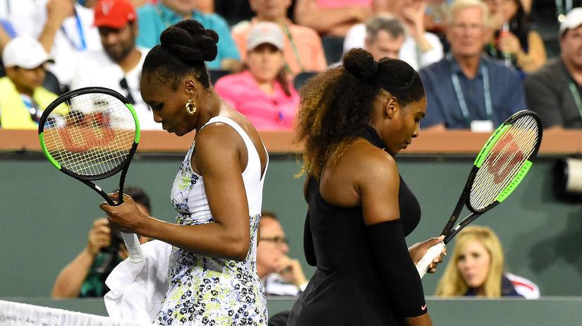 Serena Williamsová, Venus Williamsová