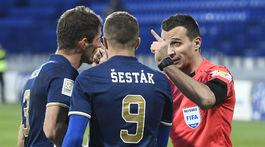 SR futbal SP Slovnaft Cup štvrťfinále Poprad Ružomberok POX