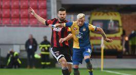 SR futbal SP Slovnaft Cup štvrťfinále Trnava Dunajská Streda