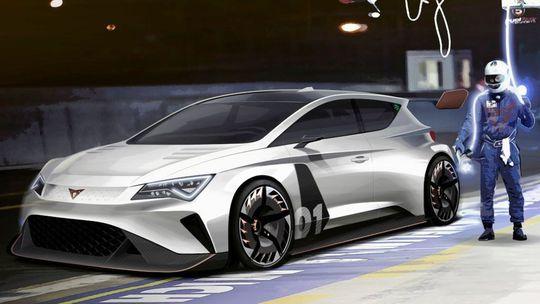 Cupra e-Racer: Elektrický 'Leon' mieri na okruhy
