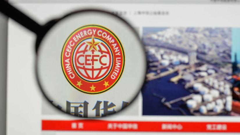 lupa, CEFC China Energy, Čína