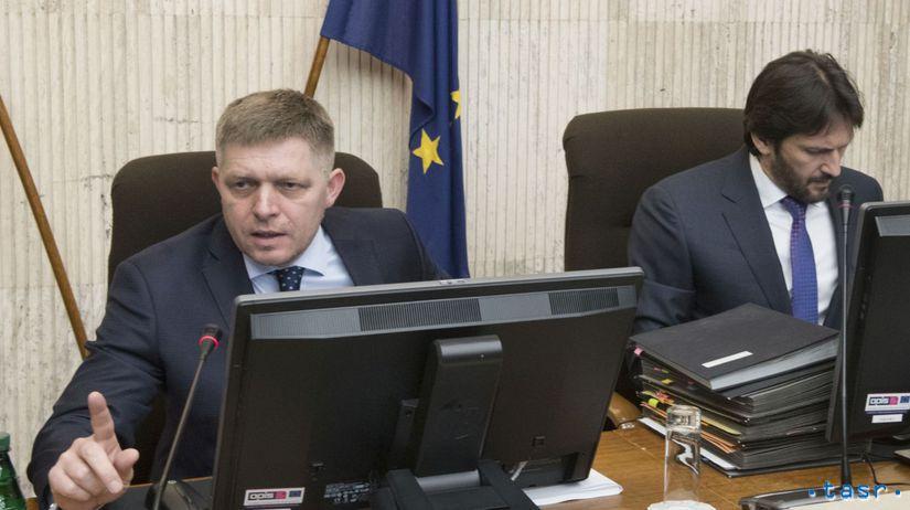 SR Bratislava vláda 92. schôdza BAX