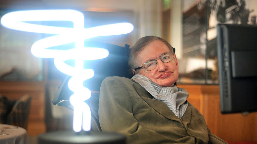 Británia, vedec, fyzik, Hawking, úmrtie