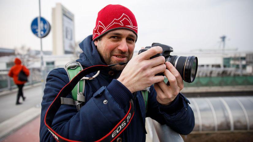 fotograf Martin Kleibl