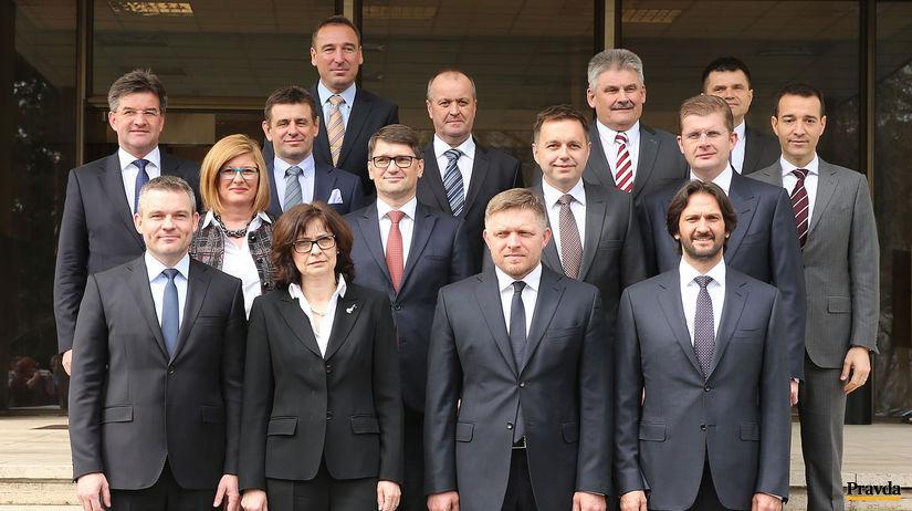 vláda voľby 2016