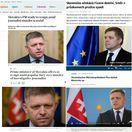 Zahraničná tlač si všíma Ficov odchod: Chaos dosiahol vrchol, Slováci sa s vraždami nevyrovnajú