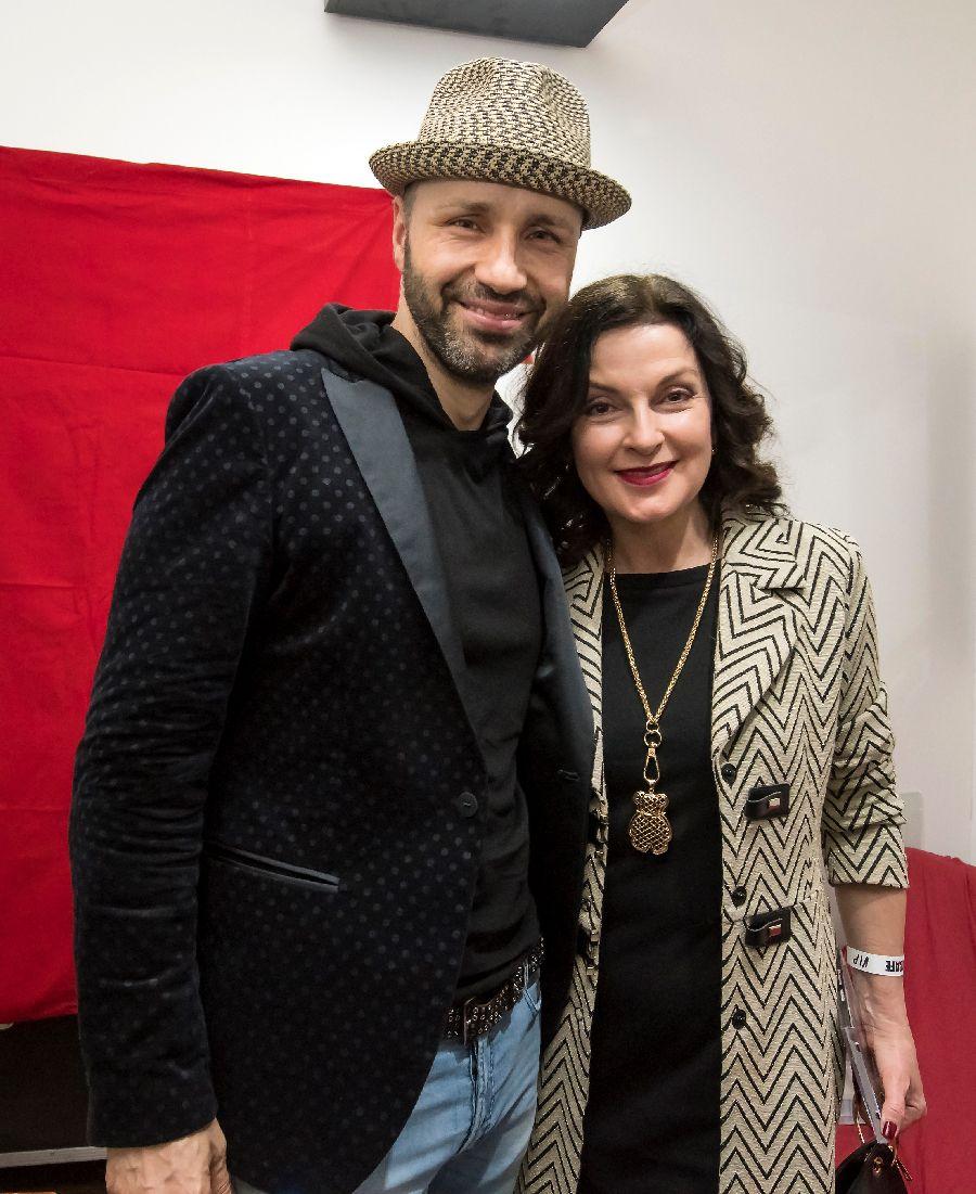 Robo Opatovský a Beata Dubasová