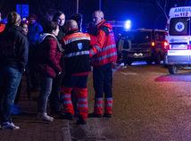 SR Pezinok doprava nehoda vlak zranení