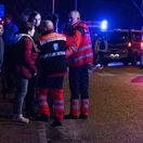 V Pezinku sa zrazil vlak s lokomotívou, najmenej 18 zranených
