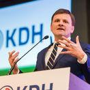 Predsedom KDH zostal Alojz Hlina, Vašečka odmietol miesto podpredsedu