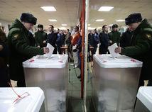 Putin podľa očakávaní zvíťazil v prezidentských voľbách
