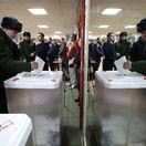 V Rusku je pomerne vysoká účasť, Navaľnyj bojkotuje voľby