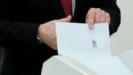 ruské prezidentské voľby
