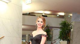 Herečka Dominika Richterová.