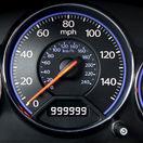Tachometer - odometer
