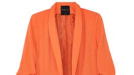 Dámske sako Mohito, predáva sa za 44,99 eura.