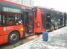HASIči: Zrážka autobusov v Bratislave