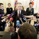 Kiska odmietol Pellegriniho vládu. Nové mená: Drucker a Kalavská