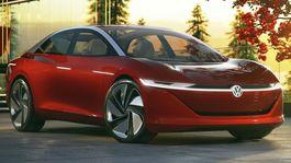 VW I.D. Vizzion Concept - 2018