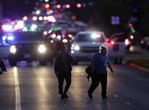 Austin, bomba, explózia