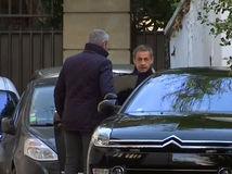 Francúzsko, Sarkozy, polícia, vypočúvanie