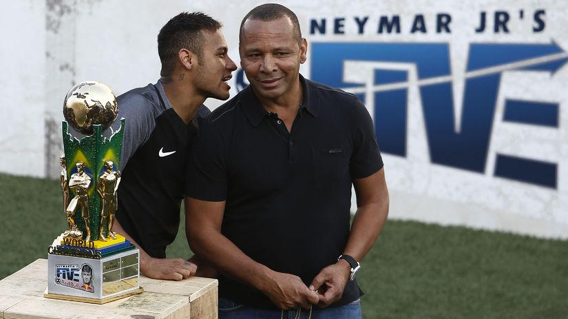 Neymar otec