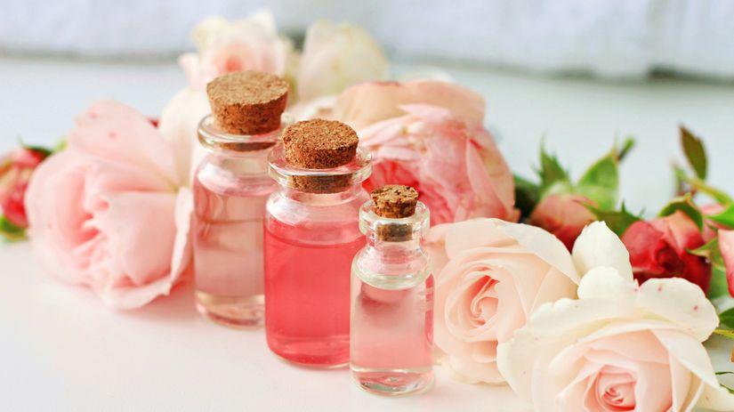 S ružovou vodou sa môžete postarať o svoju...