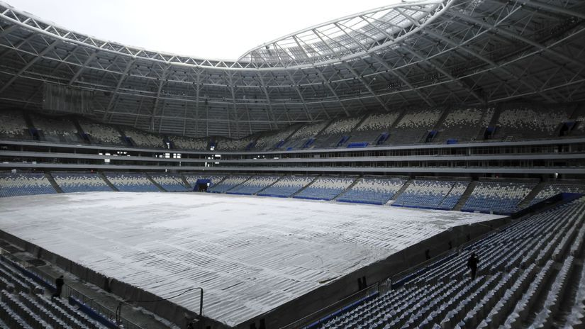 Samara, štadión