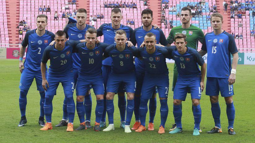 Slovensko, jedenástka