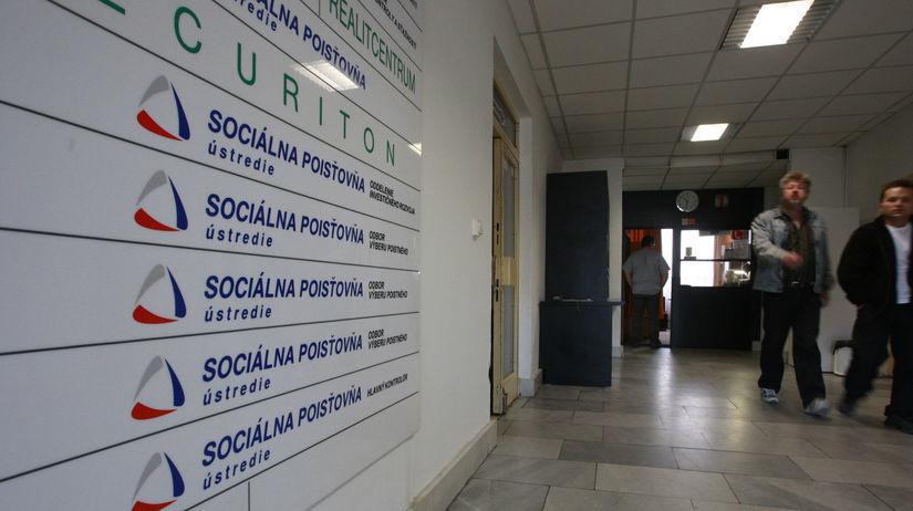 Socilna poisova - o treba oznmi Socilnej poisovni