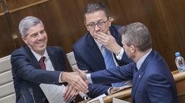 SR Bratislava NRSR Parlament Schôdza BAX