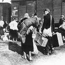 Židia, transport, Poprad