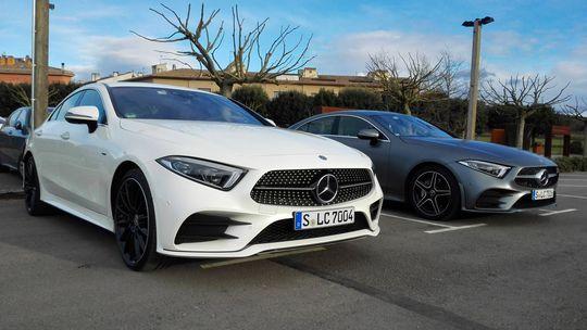 Prvá jazda: Mercedes-Benz CLS – oku lahodiace kupé s novými motormi